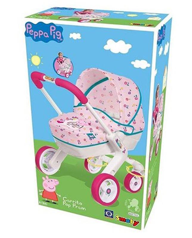 Cochecito pop pram peppa pig