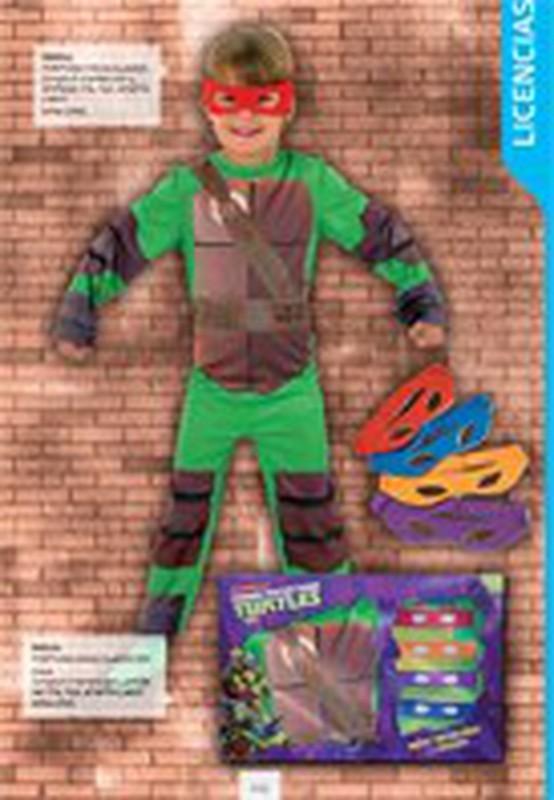 Costume Ts Tortues Ninja Playfunstore